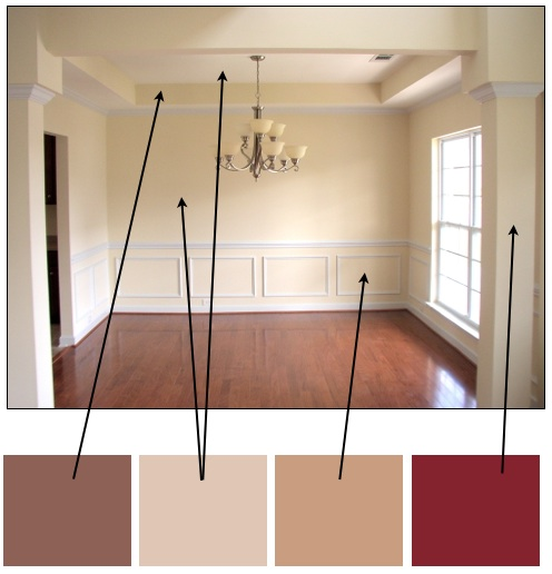 Decorating by Donna Color Expert A Virtual Color Expert who is