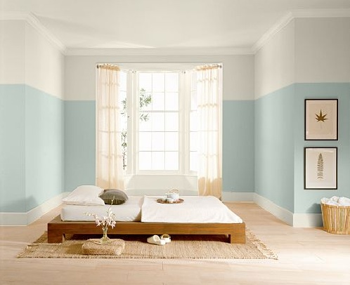 A Coastal Bedroom | Decorating by Donna • Color Expert