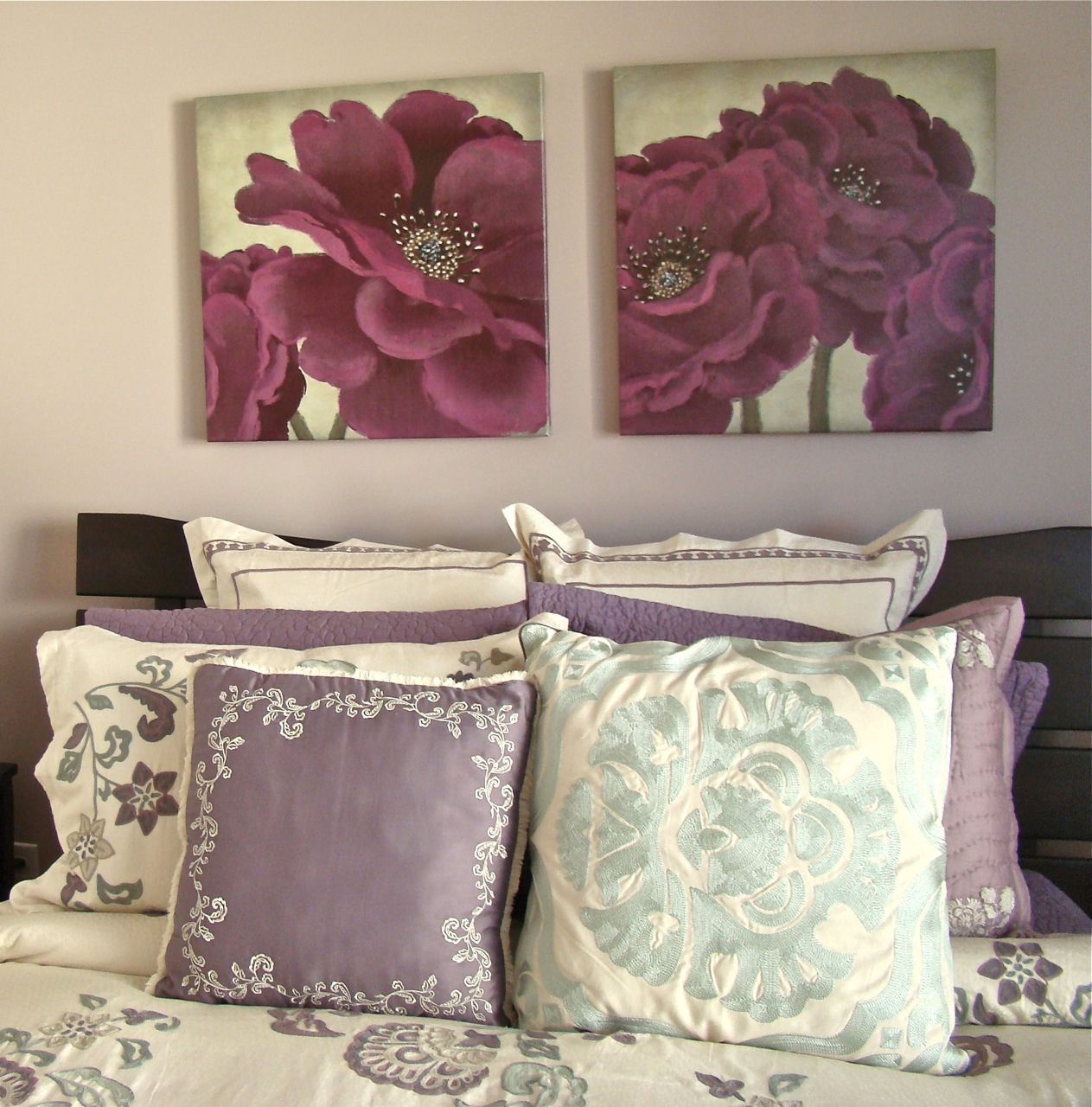gallery decorating by donna color expert
