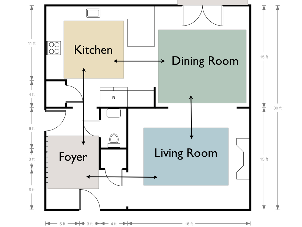 Floor Plan Colors Trend Home Design And Decor