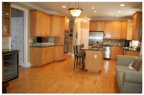 the dreaded orange kitchen | decoratingdonna • color expert