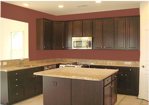 What Color Should I Paint My Kitchen Decorating By