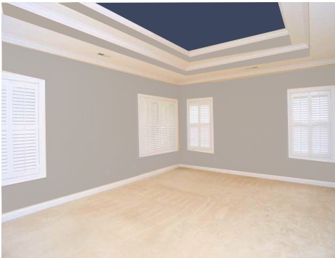 tray-ceiling-gray-bedroom