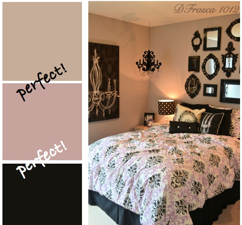 Design A Gothic Teen Bedroom Gothic Teen Bedroom : teen-room-lennar-lawson