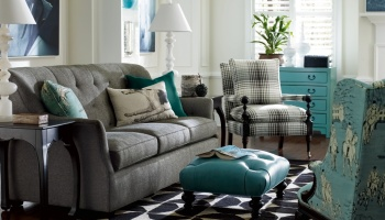 What Paint Colors Go With Gray Furniture? | Decorating by Donna ...