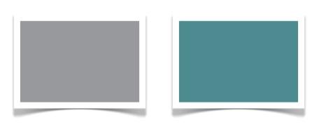fabulous turquoise bedroom paint colors | Color Trend + Color Trend = Fabulous! | Decorating by ...