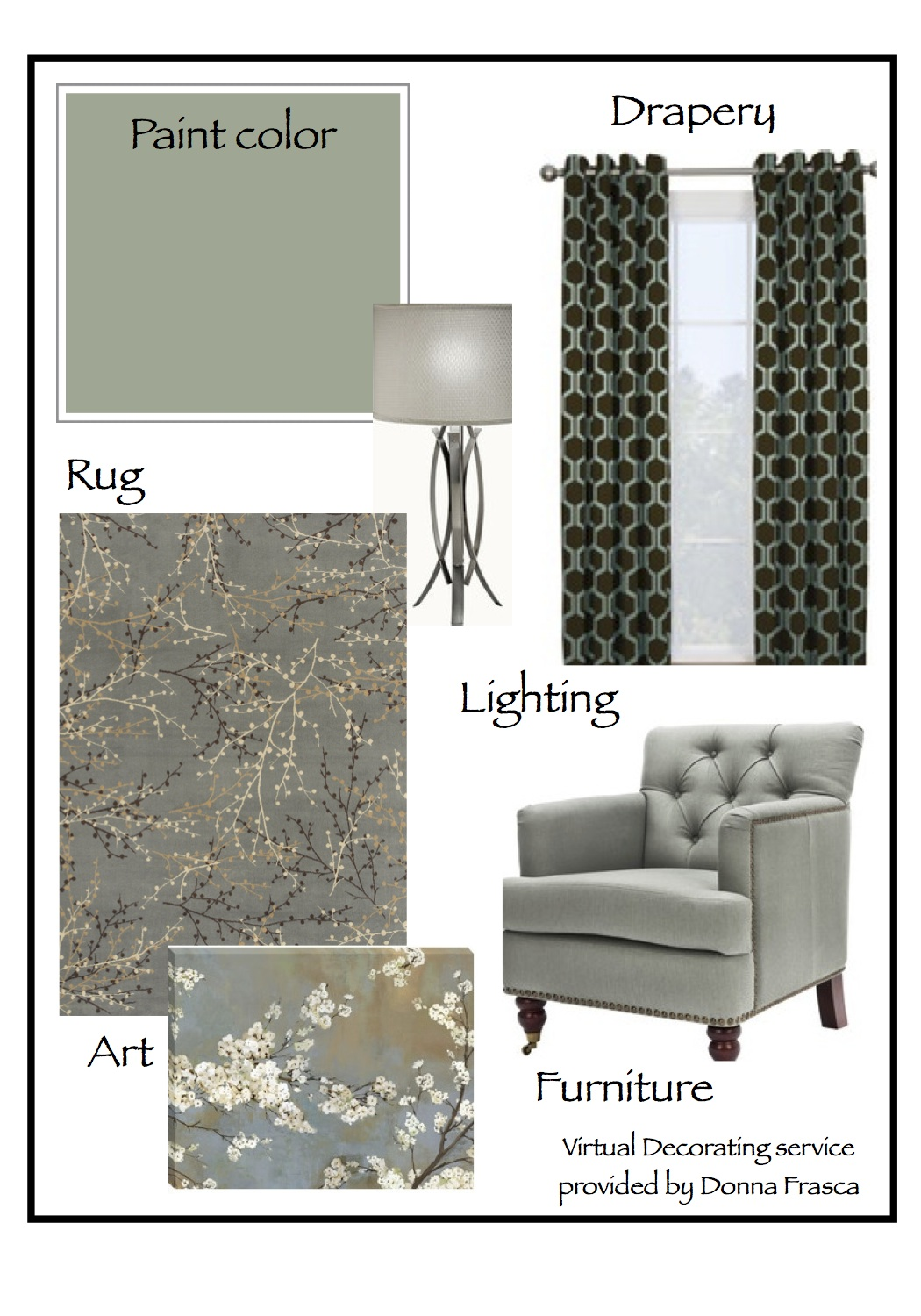 How Does A Virtual Color Consultation Work? | Decorating by ...