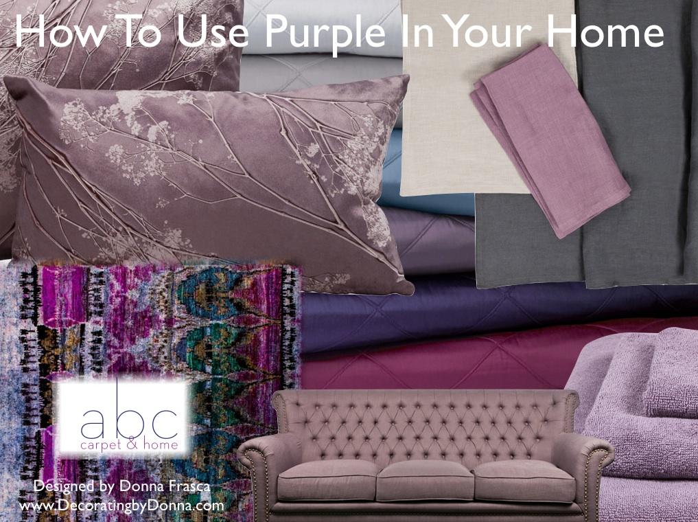purple_home_decor - Purple Home Decor