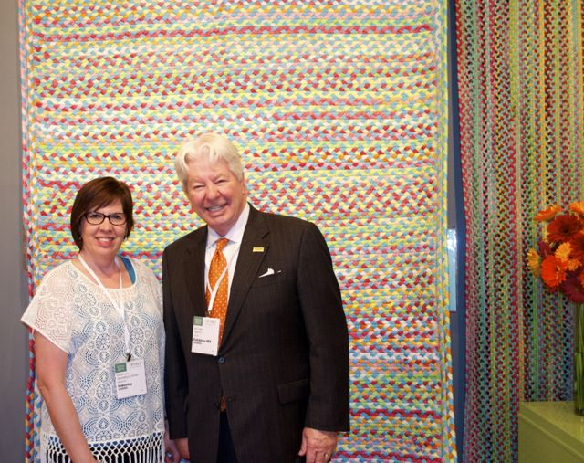 Donna Frasca and Mr Jesse Capel