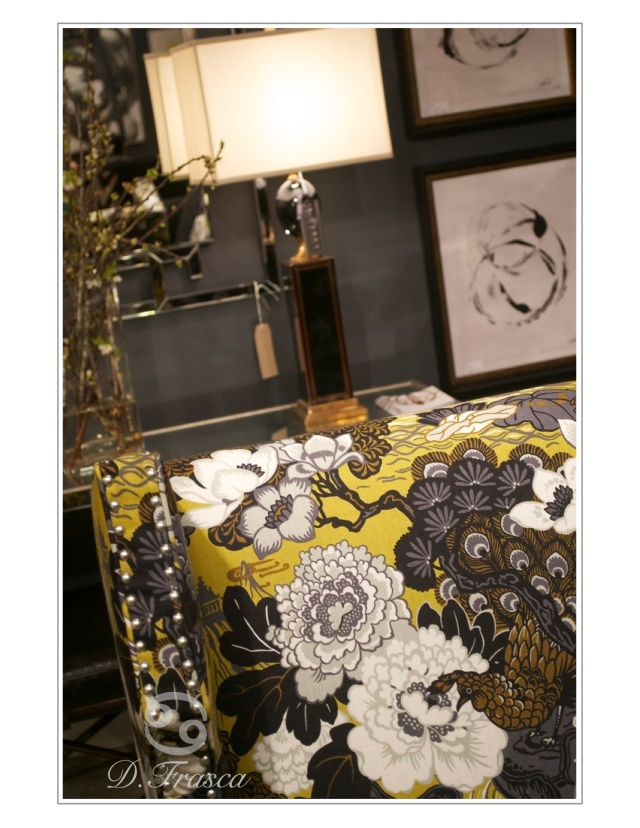 crlaine yellow and brown
