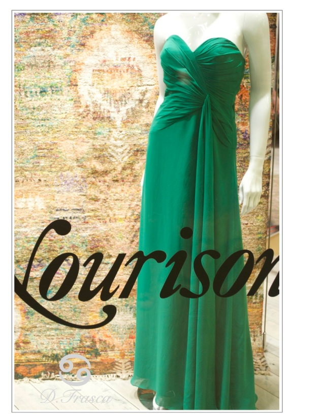 emerld dress