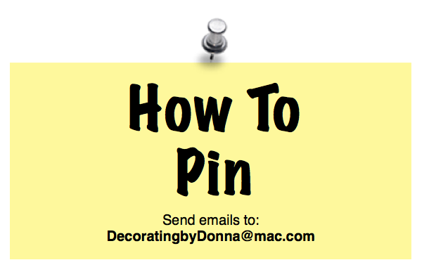 how to pin