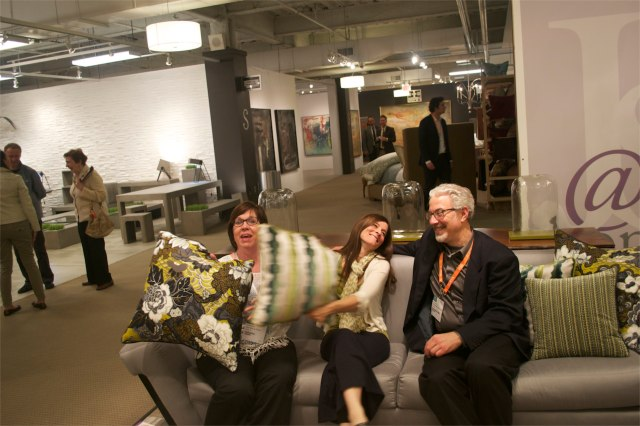 strauss pillow fights