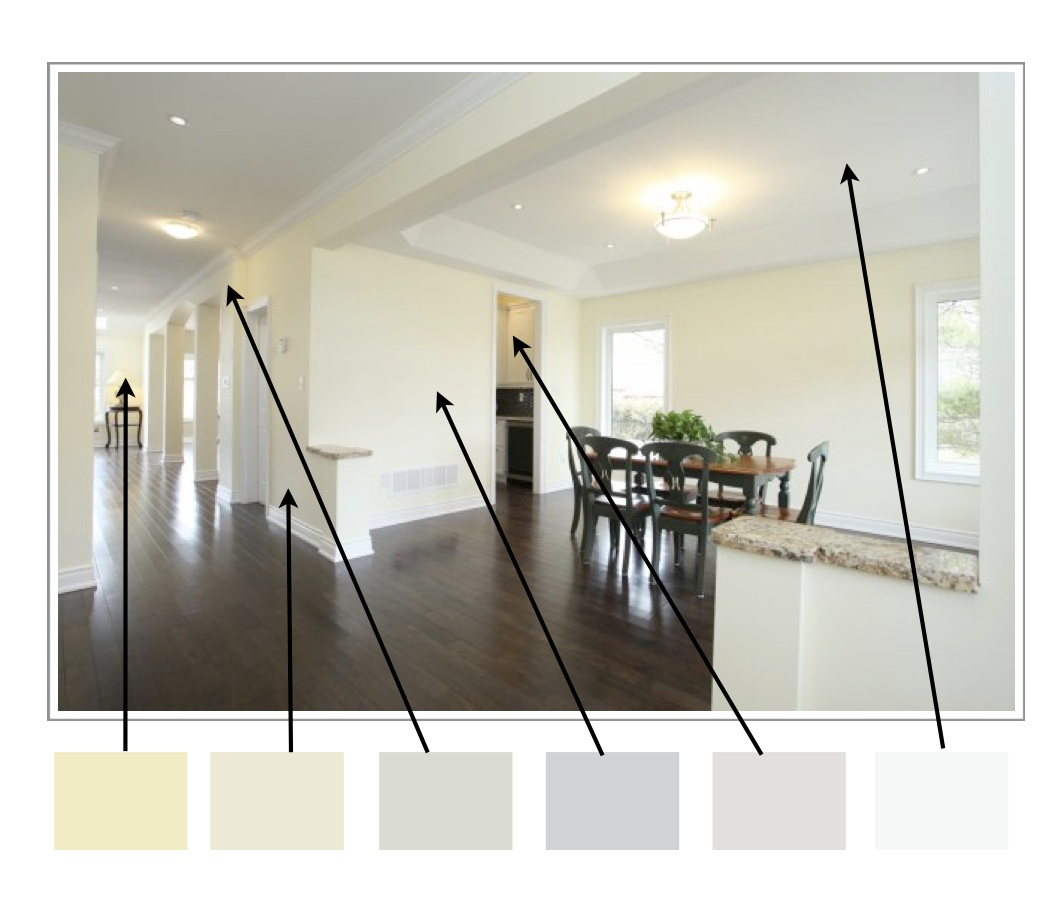 Choosing Color For Homes With Open Floor Plans | Decorating by Donna ...