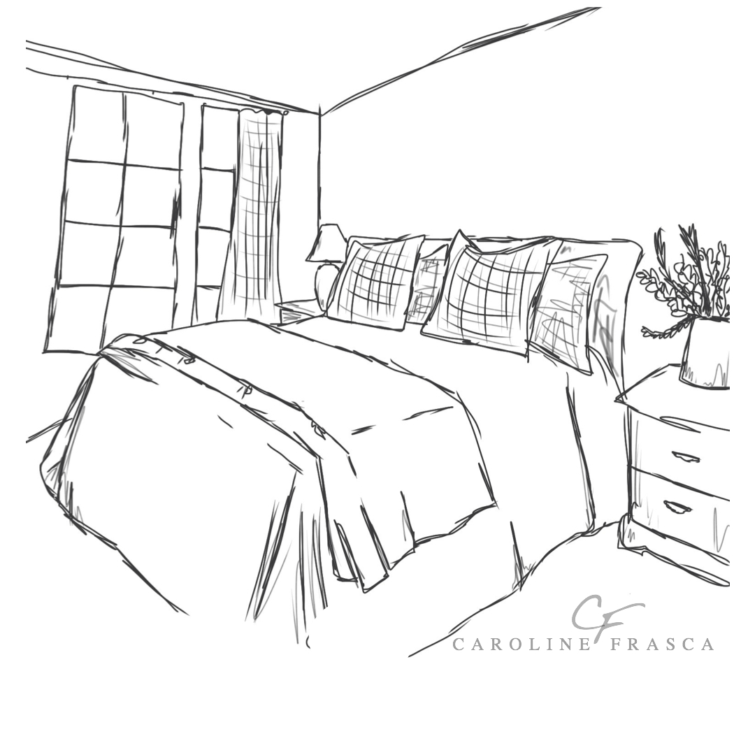 Coloring pages for bedroom - What Color Should I Paint The Master Bedroom