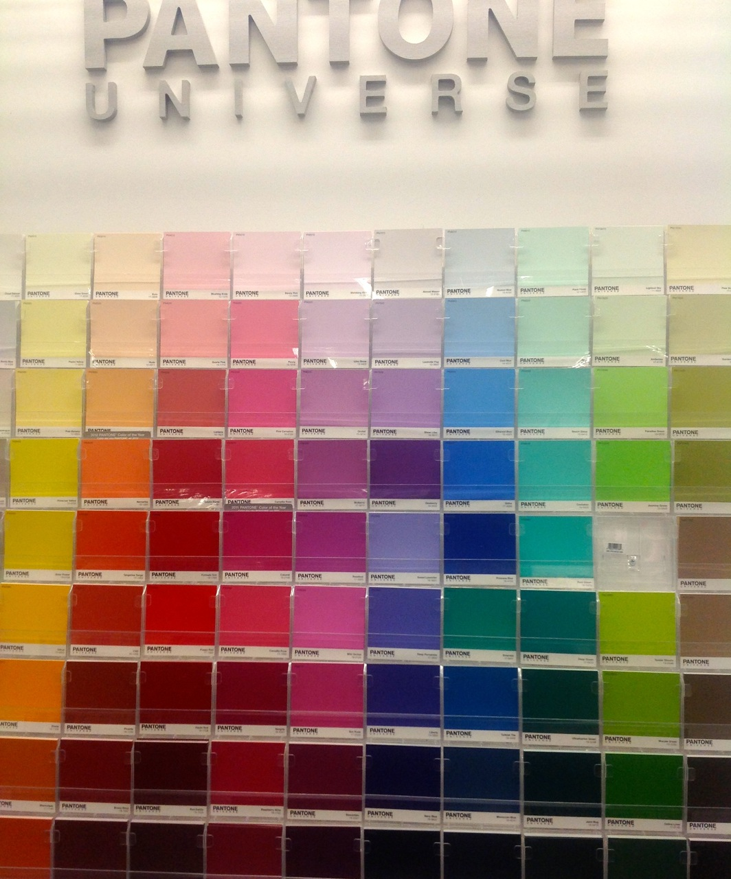 A Color Specialist In Charlotte Hunts For Color At The