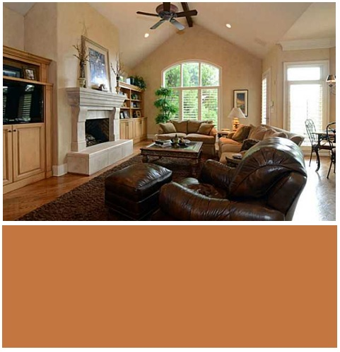 ballantye_country_club_homes_paint_color_living_room