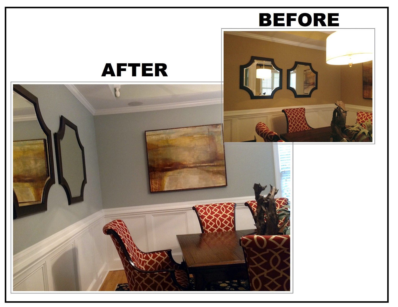. AFTER Pictures From A Virtual Color Consultation   Decorating by