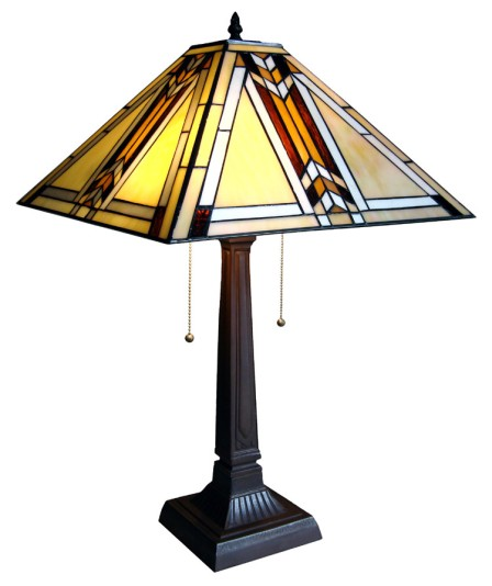 Chloe-Lighting-Tiffany-Style-Mission-Table-Lamp