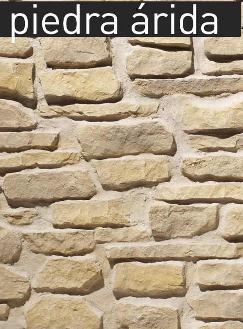 Piedra Arida Stone