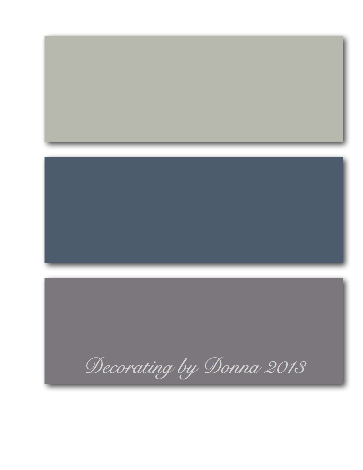 Winner winner chicken dinner must have colors for the home decorating by donna color expert Best paint colours