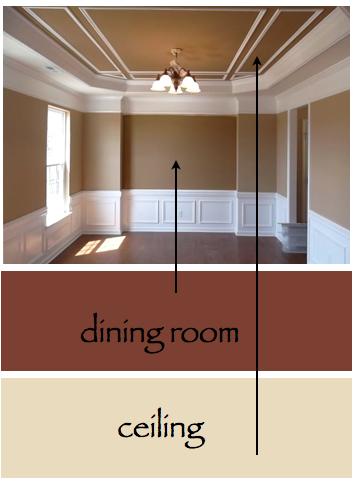burgundy-cream-dining-room