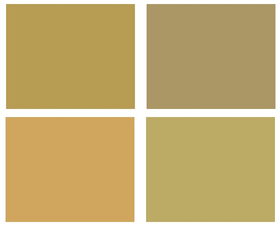 Gold Paint Colors >> Does Your Gold Paint Color Look Like Baby Poo Decorating