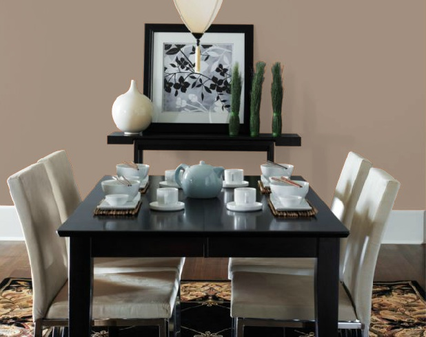What Color Should I Paint My Dining Room Decorating by  : taupediningroom from decoratingbydonna.com size 618 x 490 jpeg 75kB