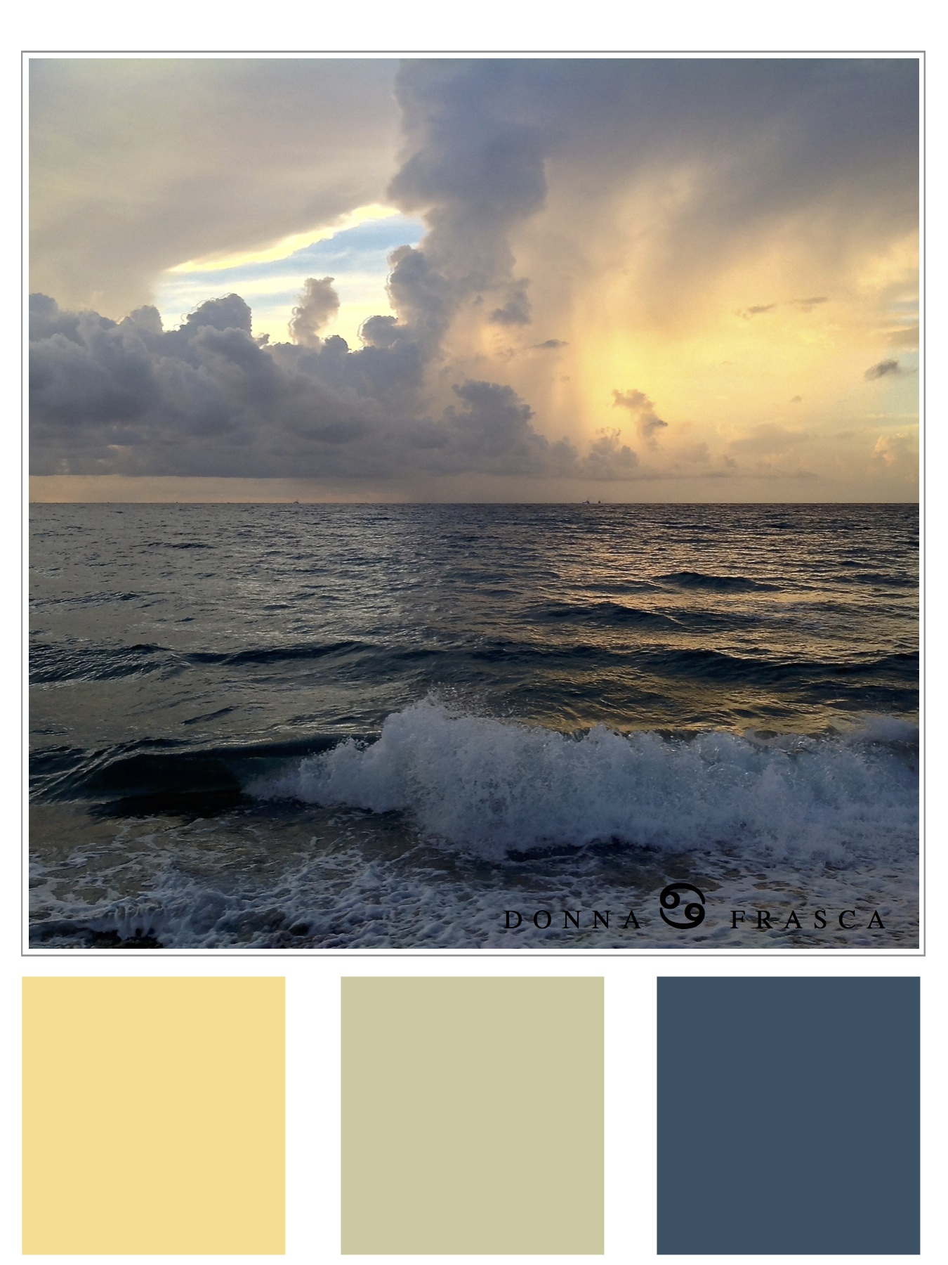 Coastal Colors That You Don't See At First