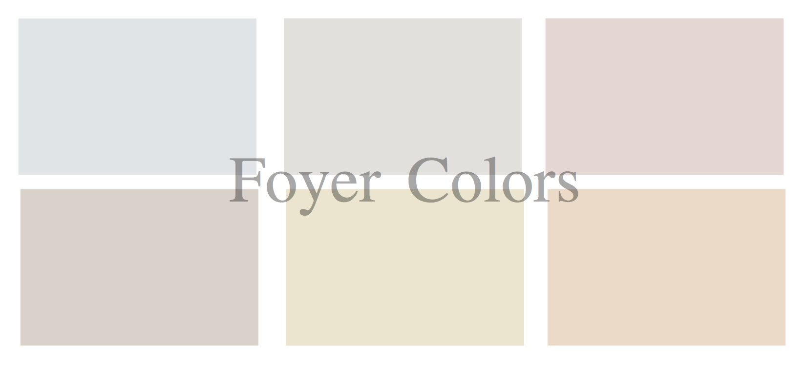 The Coastal Sunrise As Seen In Photograph Has Such Perfect Color Choices For Your Foyer Typically Soft Or Lighter Colors Are Chosen