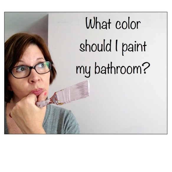 What Color To Choose For Your Bathroom When You Have Ugly Tile Decorating By Donna Intuitive Color Expert