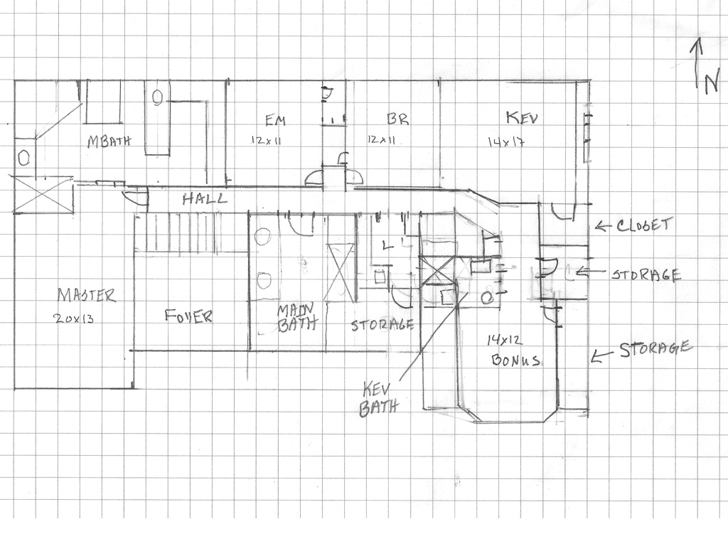 Graph Paper House Plans Home Design And Style