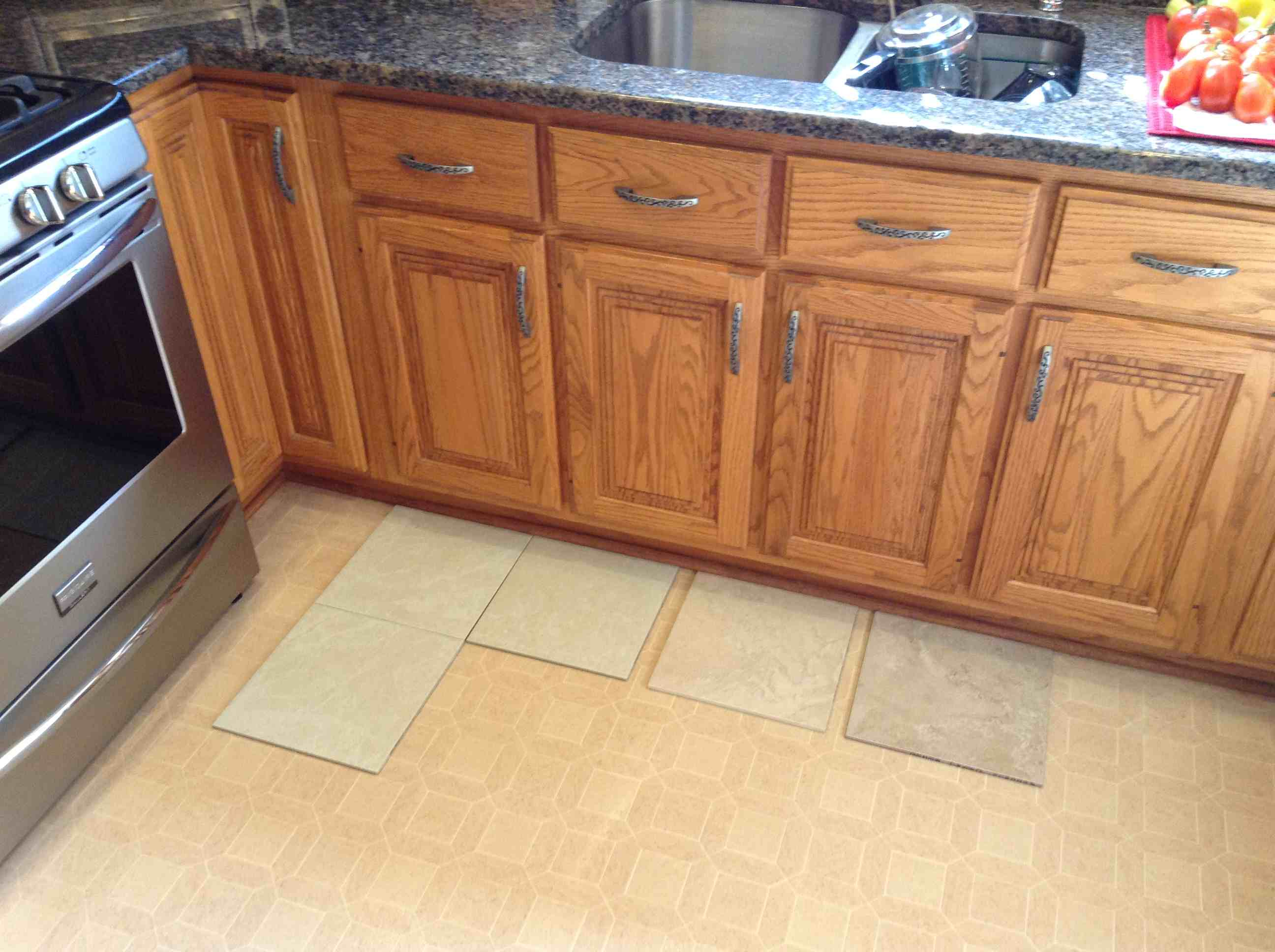 Kitchen Flooring Advice for A Home That's about to Sell