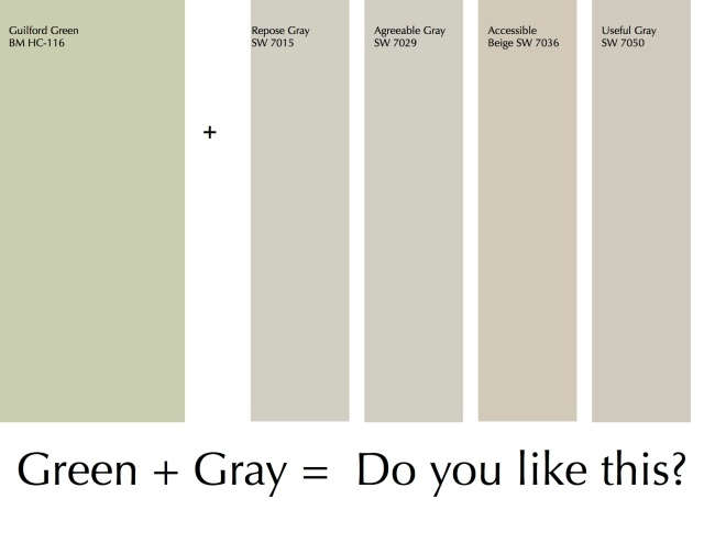 gray-green