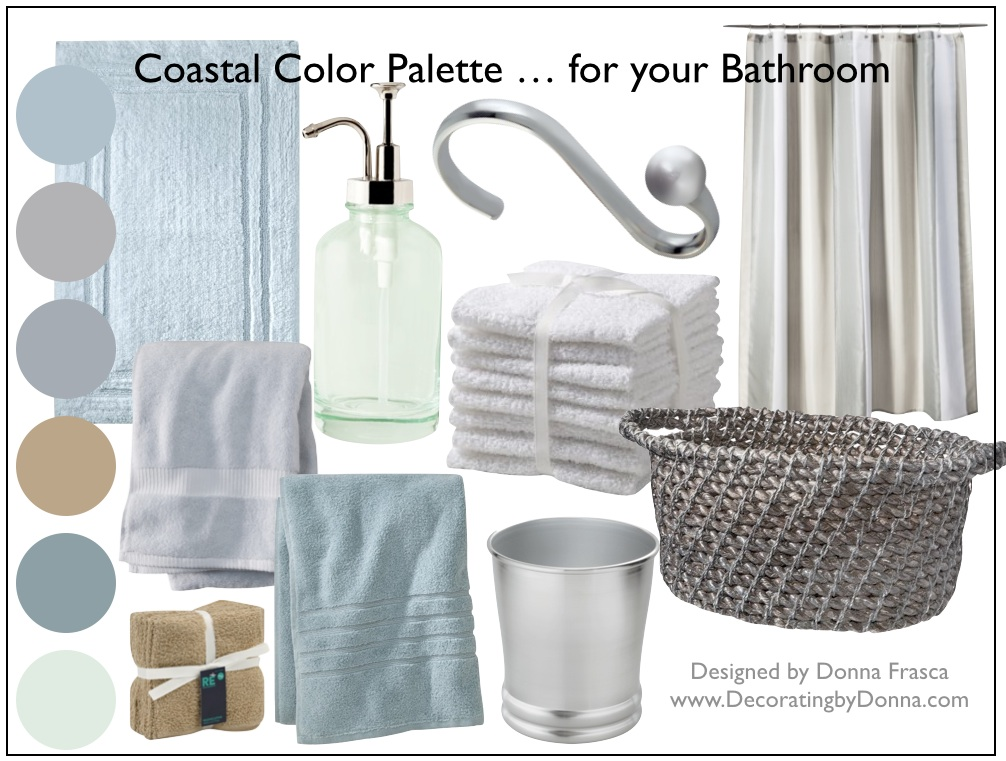 Costal Bathroom Decor: A Coastal Retreat Is Just A Click Away