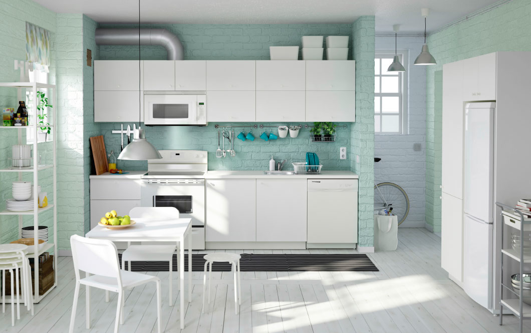 The Color Of Ikea S Kitchens Decorating By Donna Color Expert