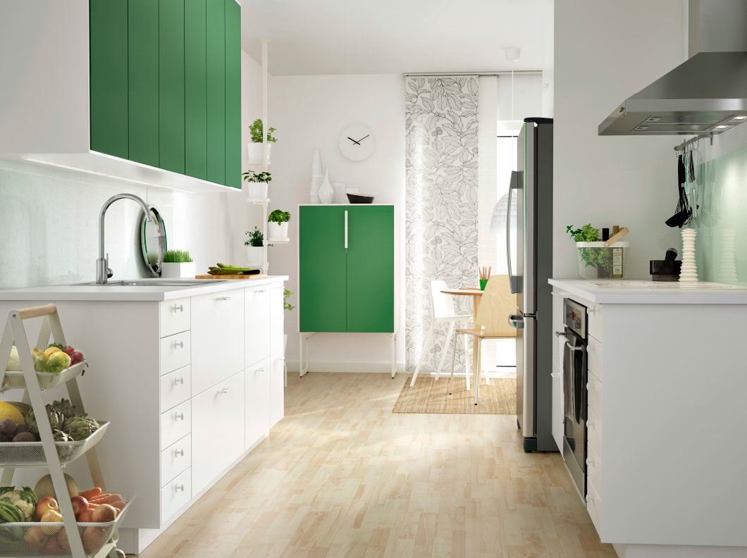 The Color Of Ikea S Kitchens Decorating By Donna Color
