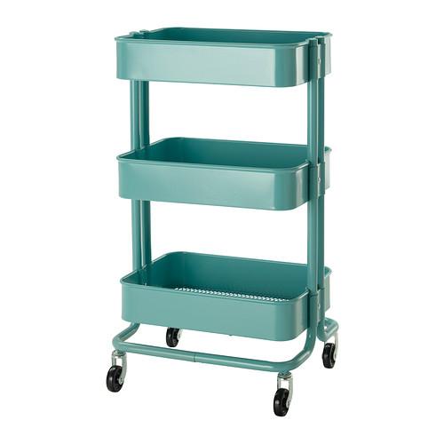 raskog-utility-cart-turquoise__0144044_PE304208_S4