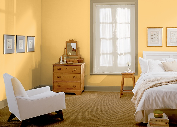 Change the Mood and Energy Of Your Bedroom with Color   Decorating ...