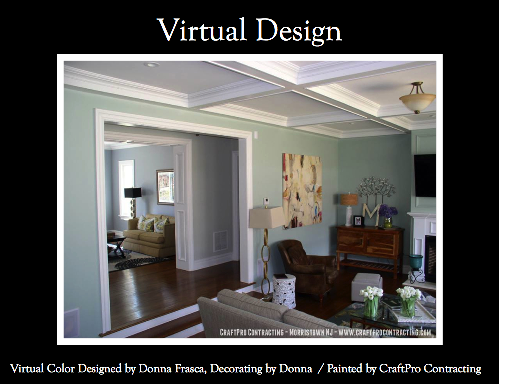 Virtual Color Expert Paints Morristown New Jersey Home ...