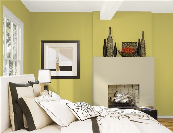 5 Paint Colors That You\'d Love To Hate But Shouldn\'t | Decorating by ...