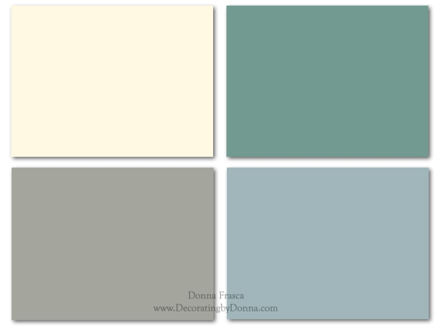 Coastal house paint colors house plan 2017 for Coastal living exterior paint colors