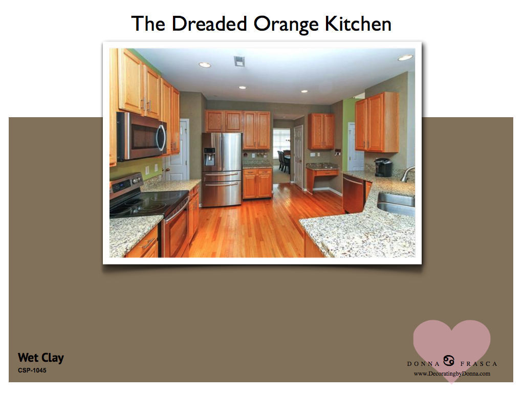 What is the best kitchen cabinet color to use when your for Colors for your kitchen