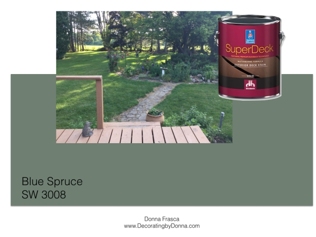 What Color Should I Paint My Deck Decorating By Donna