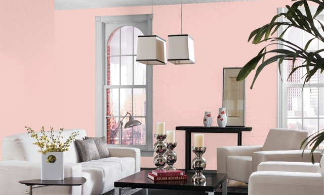 Can Living Rooms Be Pink? | Decorating by Donna • Color Expert