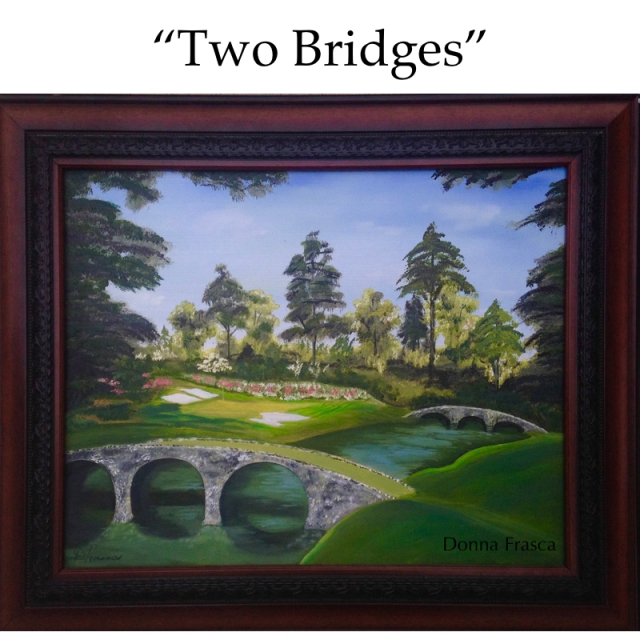 Two Bridges Golf Course at Augusta Georgia