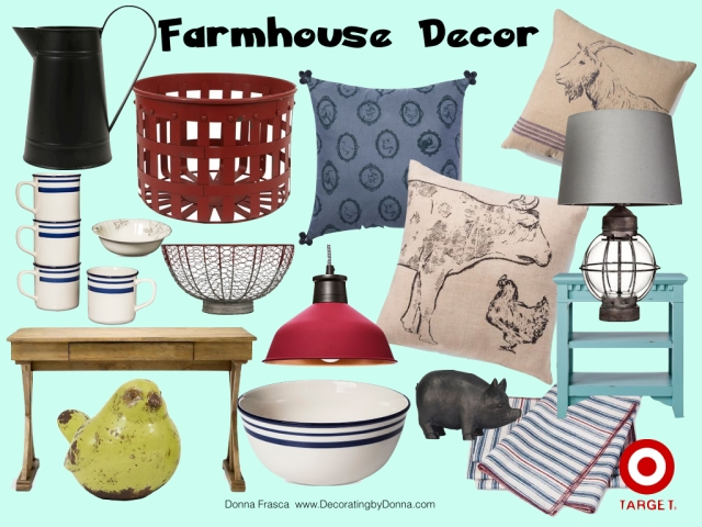 farmhouse finds at target