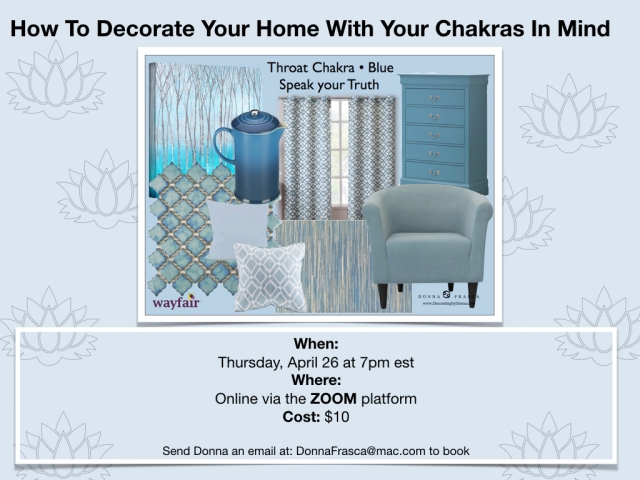 How to decorate your home with your chakras in mind for Furnish your home online