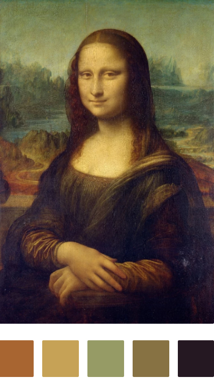 creative-color-palette-mona-lisa