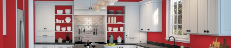 Add Passion to Your Home with Red
